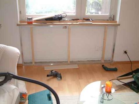 heizungsnische isolieren. Black Bedroom Furniture Sets. Home Design Ideas